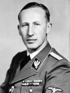 Reinhard Heydrich from A Kill in the Morning and HHhH review