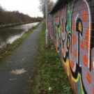 Rochdale Canal: Navigation Street to Hulme Hall Lane